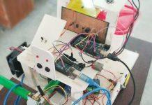 ঝিনাইদহ পলিটেকনিক ইন্সটিটিউটের ৩ ছাত্র রোবট তৈরি করেছেন