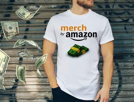 অনলাইনে সবচেয়ে সহজ ইনকাম এর রাস্তা Merch By Amazon