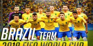 ব্রাজিলের বিশ্বকাপ দল