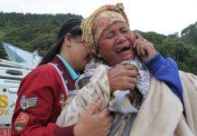 ইন্দোনেশিয়ায় ফেরি ডুবে শতাধিক যাত্রী নিখোঁজ