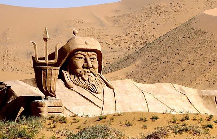 চেঙ্গিস খানের সমাধি এর ছবির ফলাফল