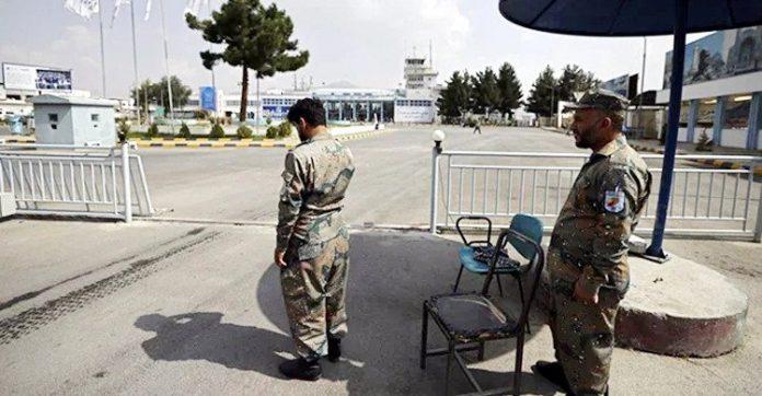 বিমানবন্দরে ফিরেছে আফগান পুলিশ